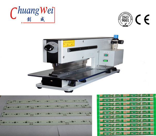 V-Cut PCB Depaneling Machine Sub Board Machine For PCB & MCPCB ,CWVC-330