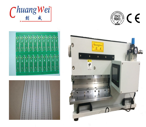 Depaneling Machine For Printed Circuit Board Automatic Pneumatic Pcb Depanel Tool,CWVC-330