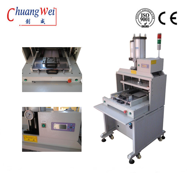 Pcb / Fpc Punch Separator, Pcb Depaneling Machine For Pcb Assembly,CWPE