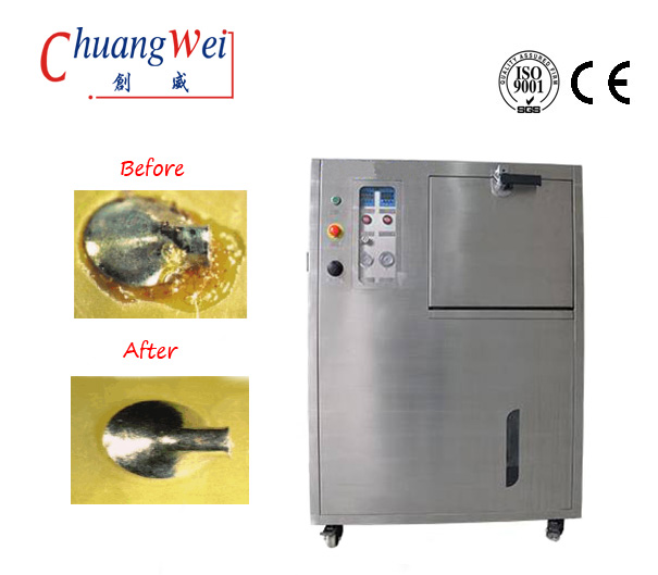Pneumatic PCB Auto Cleaning Machine PCB Cleaner Machine SMT
