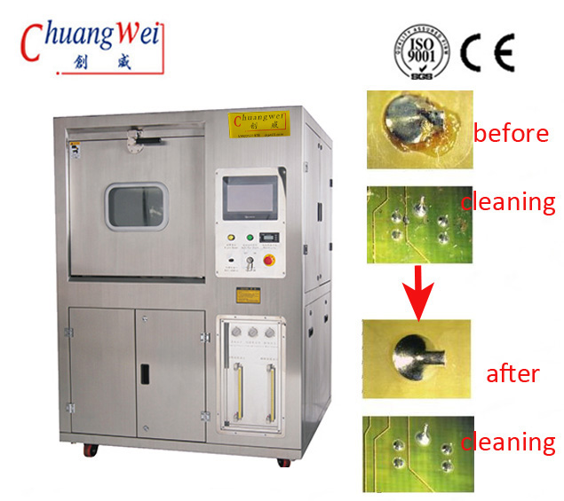 SMT/THT PCBA Washing Machine Cleaning Equipment For SMT Product,CW-5600