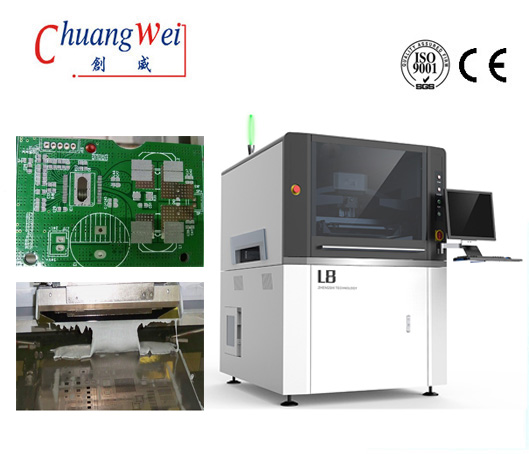 High Quality SMT Solder Paste Printing Machine Products from China,CW-L8