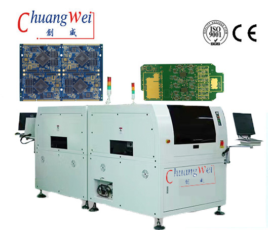 New Automatic Solder Paste Printer For SMT &PCBA,CW-BTB