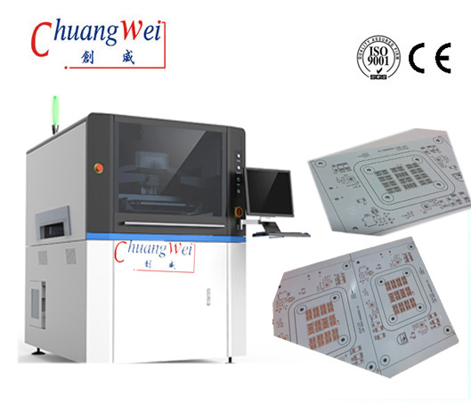 Fully Automatic SMT Printer of Solder Paste For PCB,CW-L6