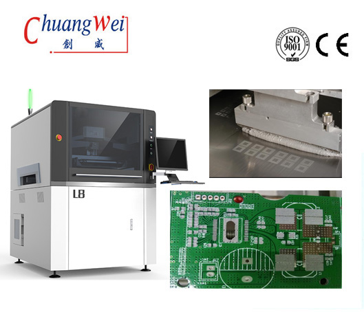 Efficient Solder Paste Printing Machines With Error-free Manufacturing,CW-L8