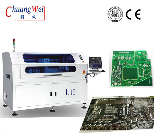 Solder Paste Printing Process - Surface Amount Process Solder Paste Equipment,CW-L15