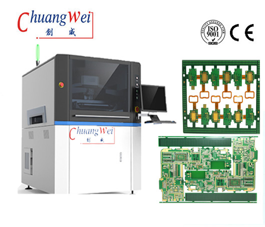 Solder Paste Screen Printing Machine For SMT Product,CW-L6