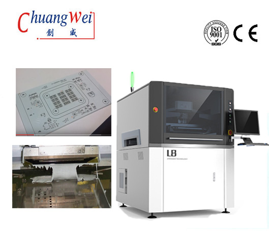 Online Solder Paste Printer Stencil Printer Machine,CW-L8