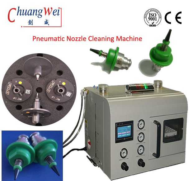 Automatic SMT Nozzle Cleaning Machine With Cleaning Function,CW-36CW-C36