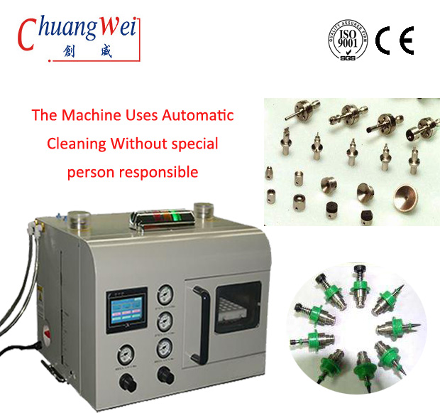 Supplier & Manufacturer of Nozzle Cleaning Machine,Washing Machine from China,CW-C36