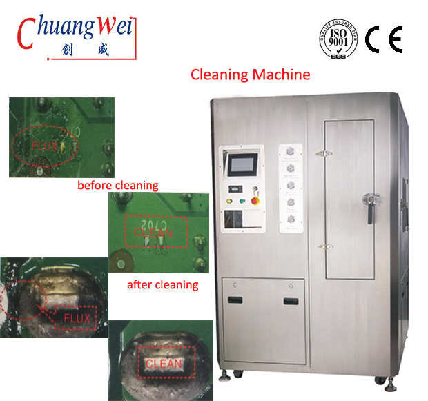 China Stencil Cleaning and Misprinted PCB Cleaners,CW-800