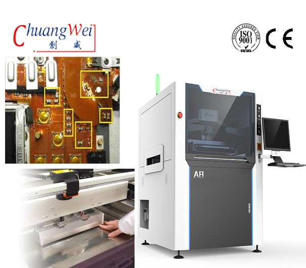 SMT Stencil Printer for PCB with Best Price & High Quality,CW-A8