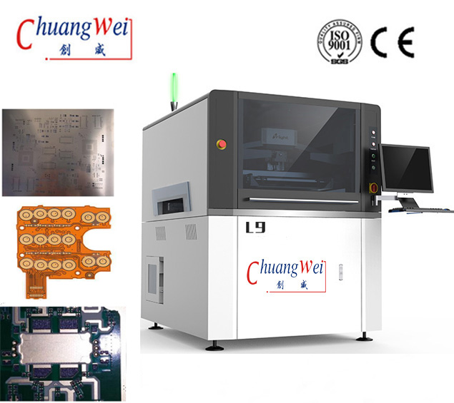 Full Automatic Online Solder Paste Printer For FPC PCB Production/Assembly,CW-L9