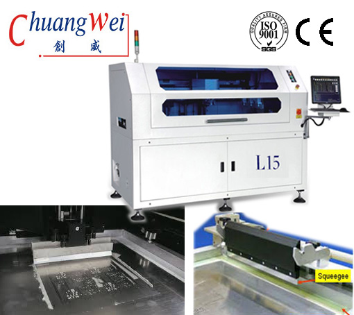Online Buy Wholesale PCB Screen Printing from China FPC Solder Paste Printer,CW-L15
