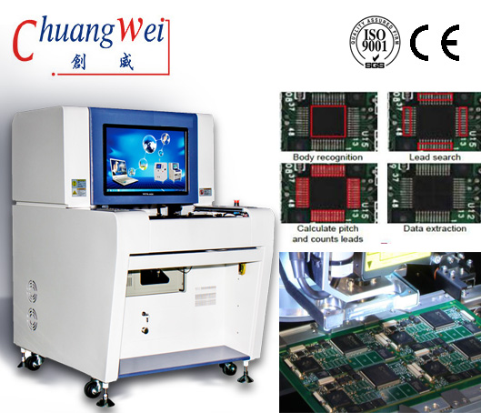 AOI: Inspection Systems for the Electronics Industry,CW-486