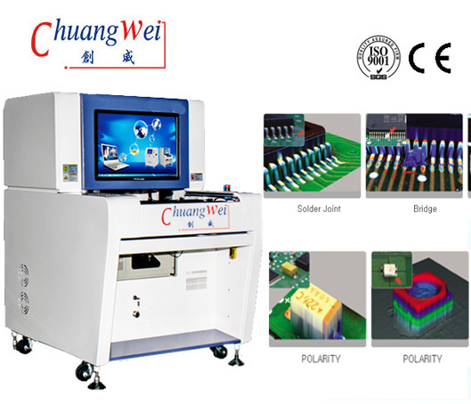 Automated Optical Inspection Process (AOI) | PCB Assembly 100% Surface Inspect,CW-A410