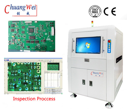 Professional AOI Technology for PCB Assembly AOI Equipment,CW-D586