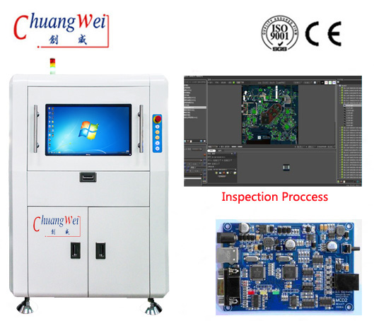 AOI System for Bare PCB Buy AOI Machine,CW-D586