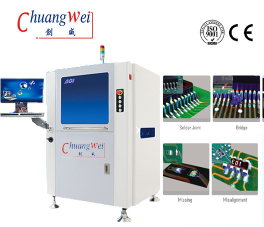 AOI Inspection Solutions-LED PCB Inspection,CW-S810