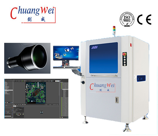 Inspection and Testing- AOI for PCB & Solder Paste,CW-S810
