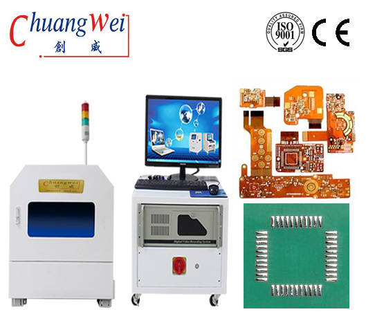 Automated Optical Inspection Technology for PCB Assembly & SMT,CW-Z1