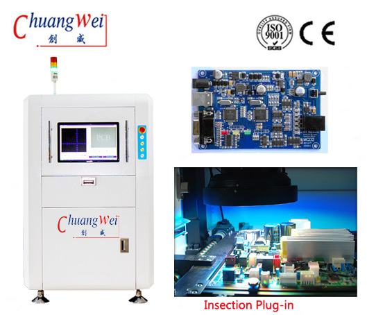 Multi-function AOI Solder Ball Inspection PCB Inspection ,CW-Z588