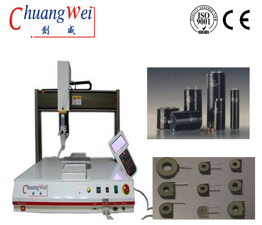 Desk Top Multi Spots Silicon Automatic Dispenser Machine For PCBA,CWDJ-1