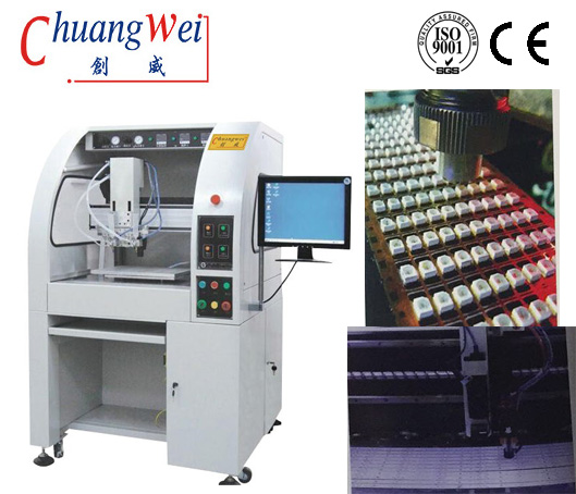 Fast & High Quality SMT Adhesive Dispensing System Glue Dispenser,CWDJL