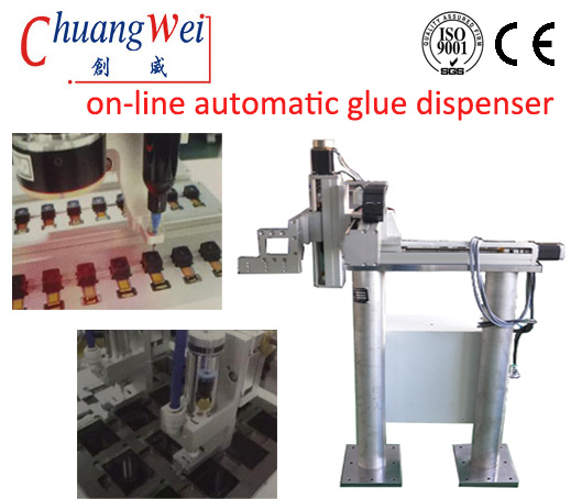 Dispenser Glue Dispensing Equipment CE Certified for Sale,CW-F