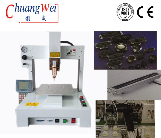 Automatic Liquid Dispenser with Time Control for PCB,CWDJ-314
