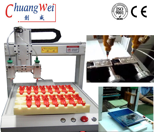 Dispenser, Gluing Machine, Glue Filling Machines, Automatic Dispense,CWDJ-312