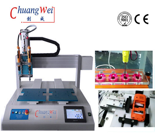 Automatic Screw Insertion Robot Screw Tightening Machine,CWAS