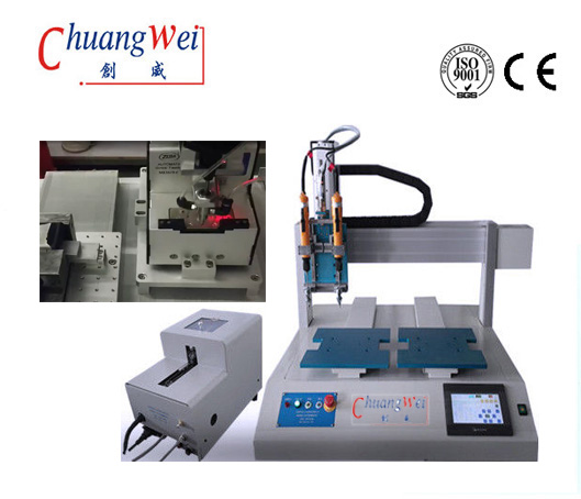 Automatic Screw Driver Machine Screw Insertion System with PLC Controller,CWAS