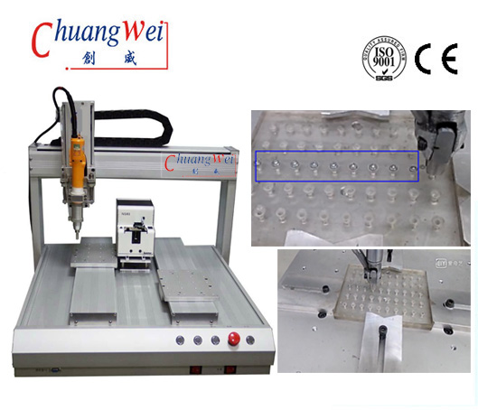 Electronics Assembly Screw Tightening Machine Screwdriver Machine,CWAS