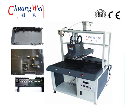 Hot Selling Electrical High Speed Bolt and Net Adjusted Machine,CWLM-2A