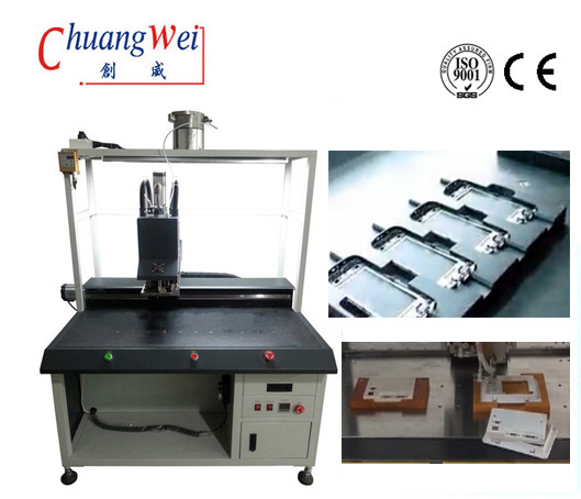 Nut Driver | Automatic Nut Feeding & Driving Machine from China,CWLM-2A