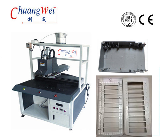 Automatic Nut Runners Blocking Screw Nut Equipment for Electronics Assembly ,CWLM-2A
