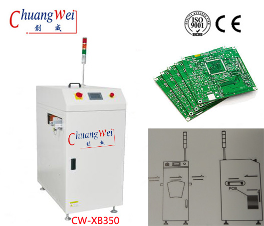PCB Loader Manufacturers/Loader factory/ SMT Line Equipment Automatic Vacuum Loader,CW-XB350