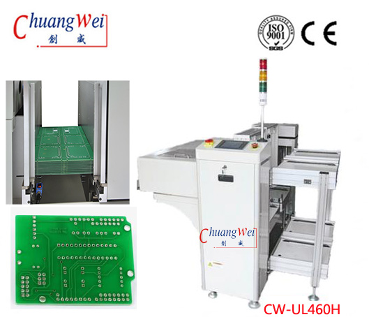 Best Price and Cheap PCB Unloader, PCB Unloader Suppliers and Manufacturers,CW-UL460H