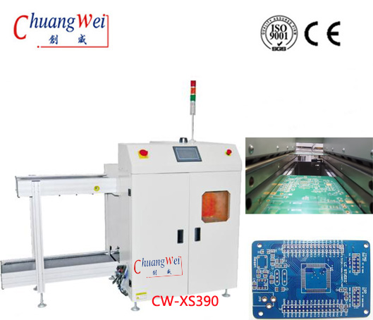 PCB Loader/ PCB Unloader on Sales from Professional Manufacturers,CW-XS390