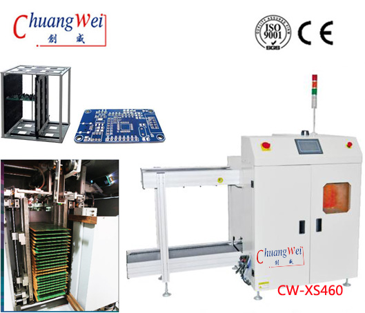 High Speed PCB Loader with CE Certification,CW-XS460