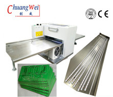 PCB Separation Machine, Manual / Motorized V-Cut Pcb Separator,CWVC-1SN