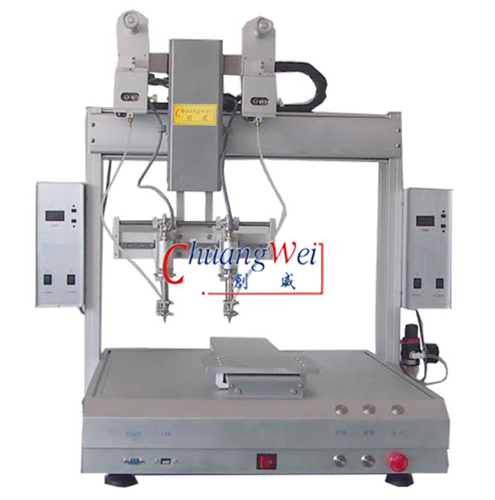 Hot Bar Soldering Machine with Multi Channel Application ,CWDH-321